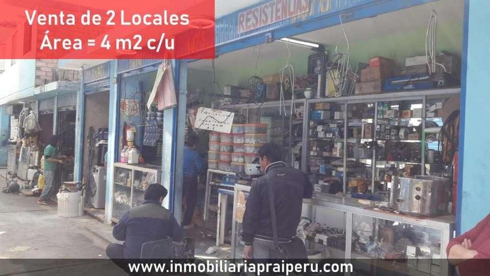 VENTA DE LOCAL COMERCIAL EN CAMPO FERIAL LAS MALVINAS