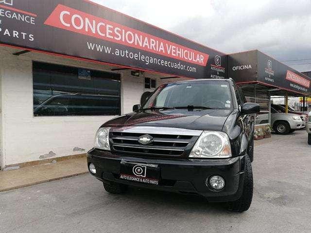 Chevrolet Grand Vitara 2006 - 140000 km