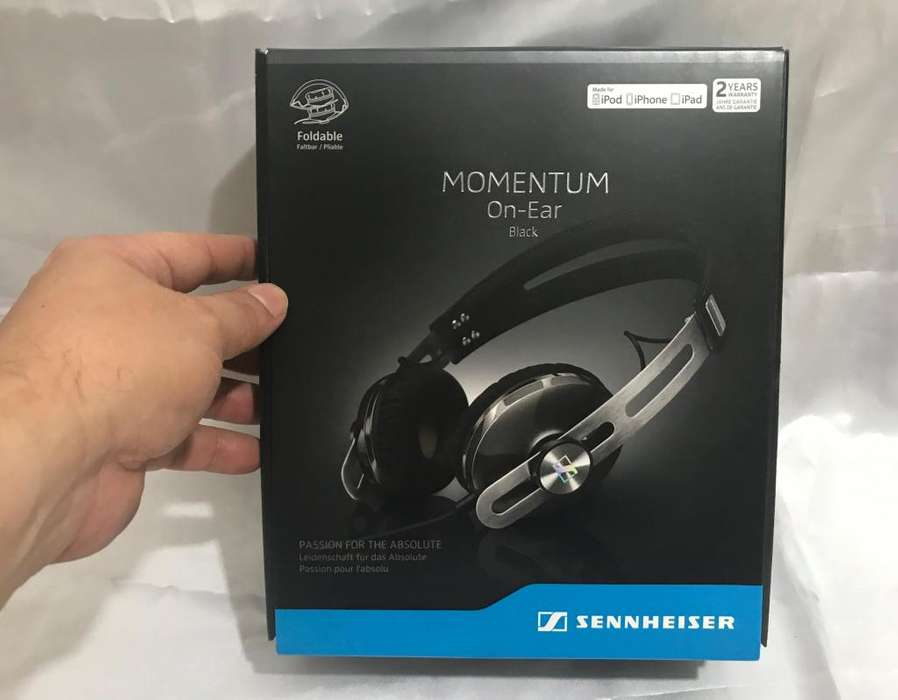 Audifonos Sennheiser Momentum 2.0 On Ear Nuevos Y Originales