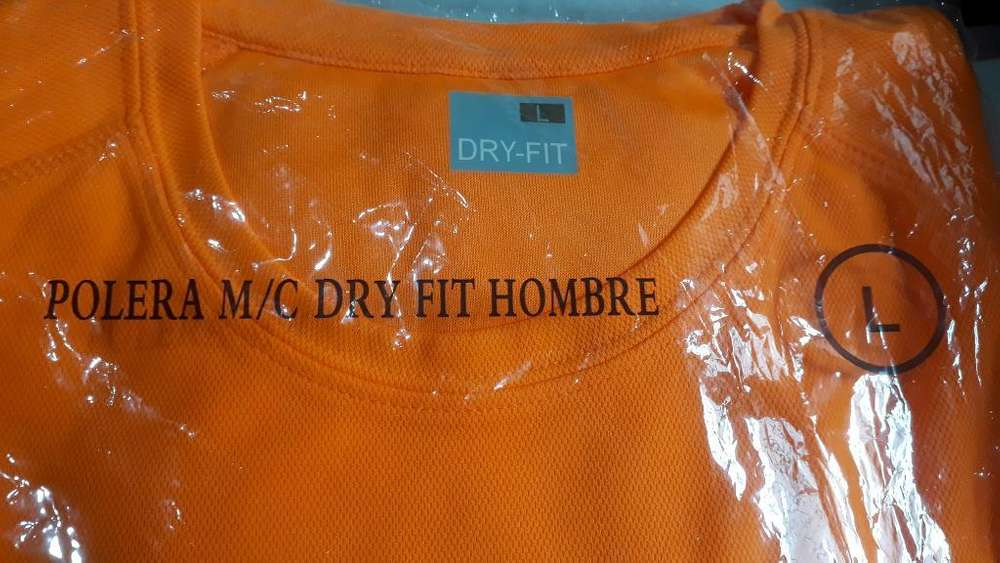 Remera Dry-fit