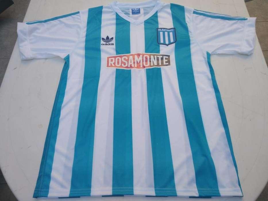 Camisetas Retro Racing Club Rosamonte