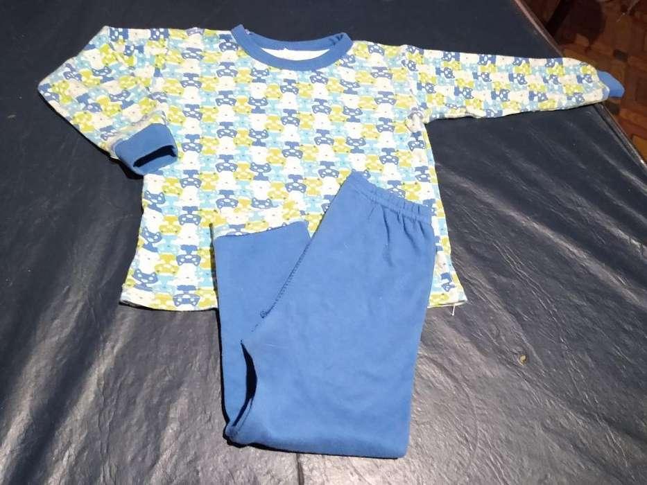 Pijama Niño T4