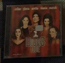 CD DIVAS Live VH1 1998 Sony Music