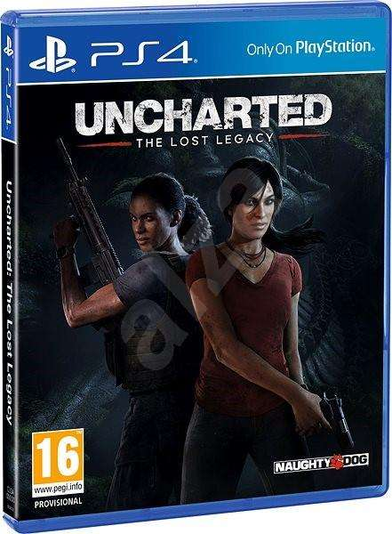 Vendo 2 Uncharted PS4