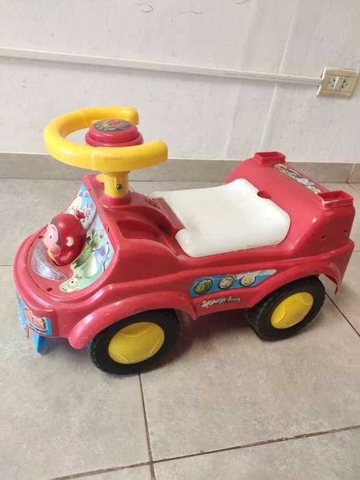 Vendo Auto para Niños Usado
