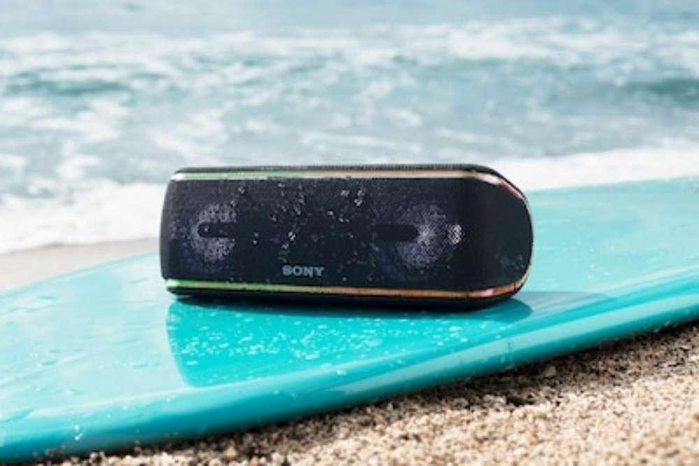 Parlante Sony Xb41 Resistente Al Agua