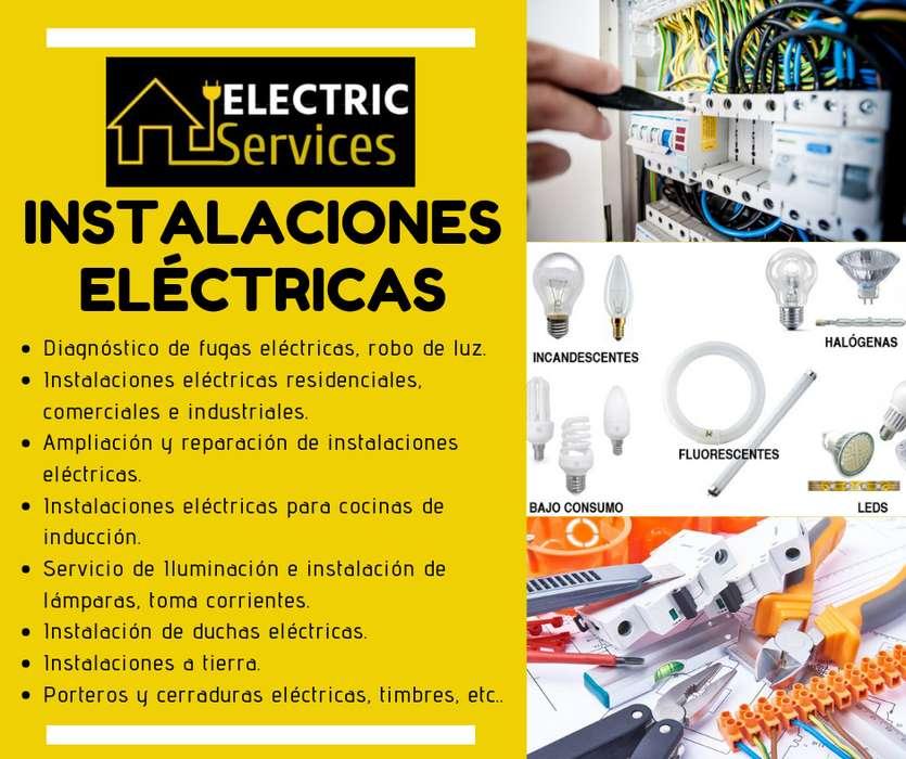 TÉCNICO ELECTRICISTA, INSTALACIONES ELÉCTRICAS, REPARACIÓN Y MANTENIMIENTO!