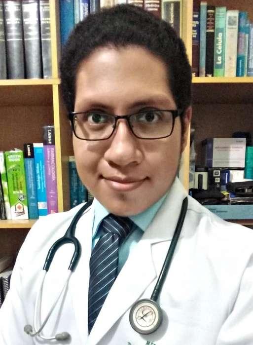 Doctor en Medicina - Médico General - Médico Residente - Consulta Externa - Docencia Médica