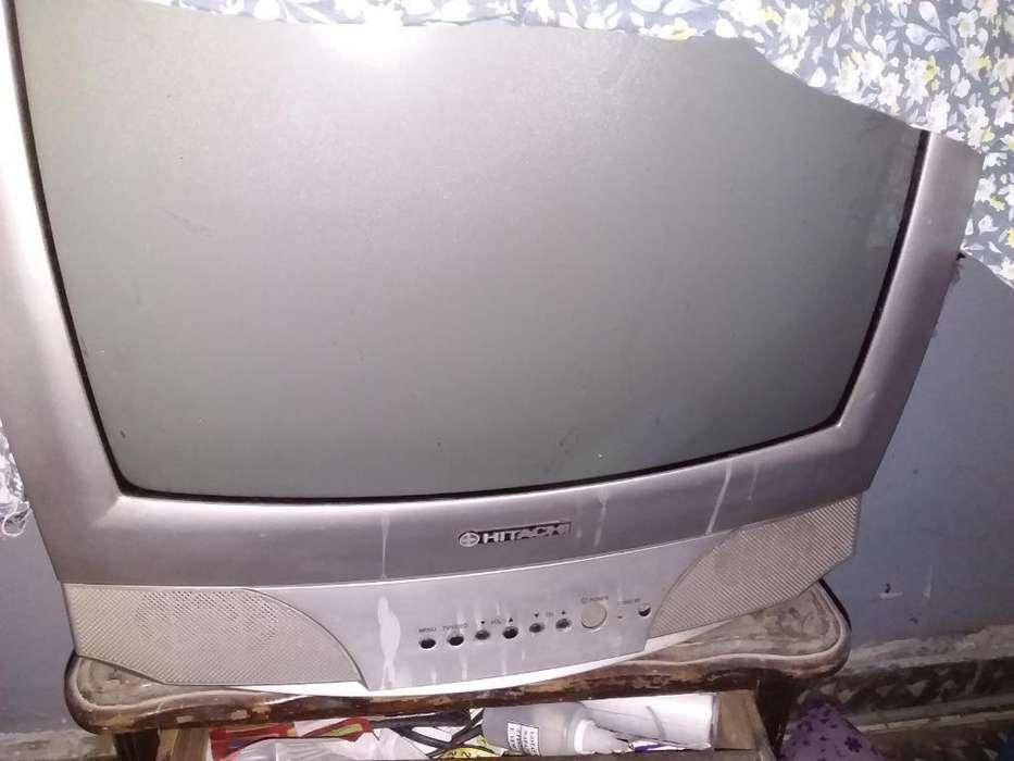 Vendo Tv 21 Pulgadas Hitachi a Reparar