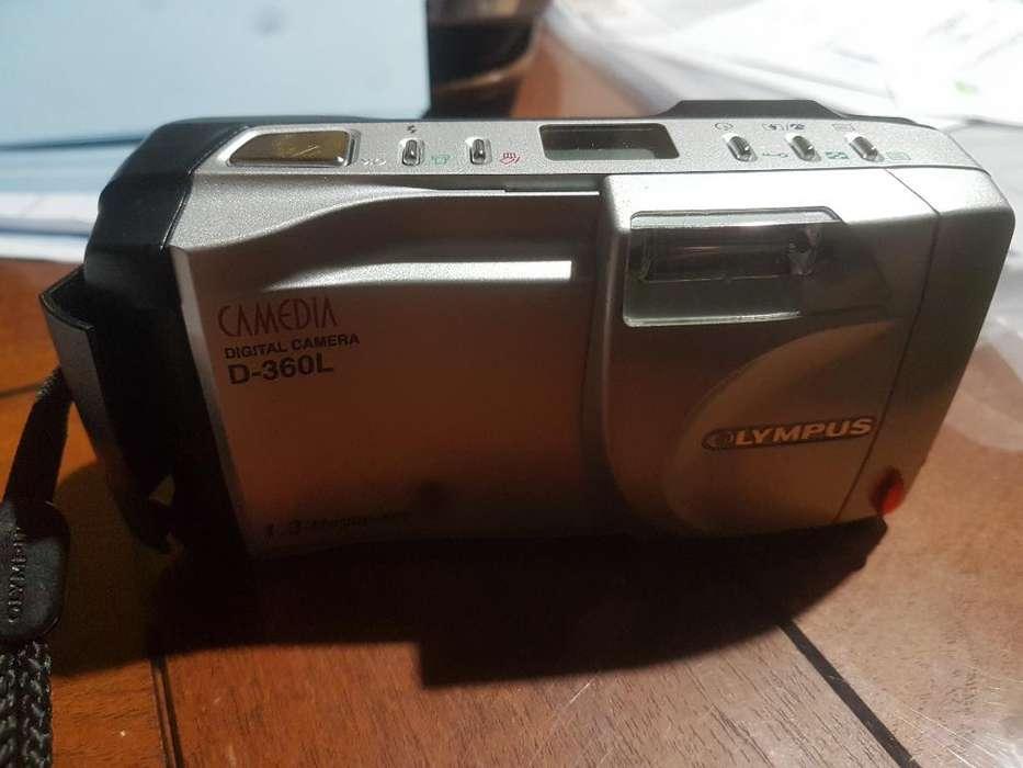 Camara Digital Olympus D360l