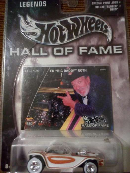 2002 Salón de La Fama de Hot Wheels