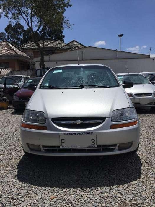 Chevrolet Aveo Family 2011 - 99231 km