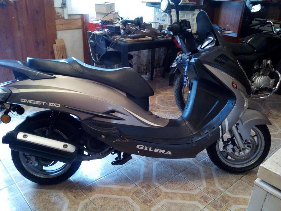 GILERA QM125 <strong>scooter</strong>