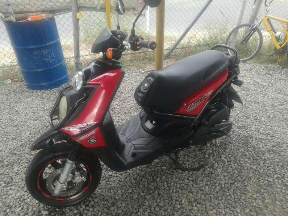 VENDO MOTO <strong>yamaha</strong> BWS