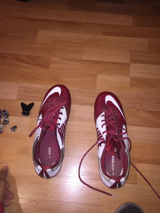 Botines Nike Tapones Intercambiables