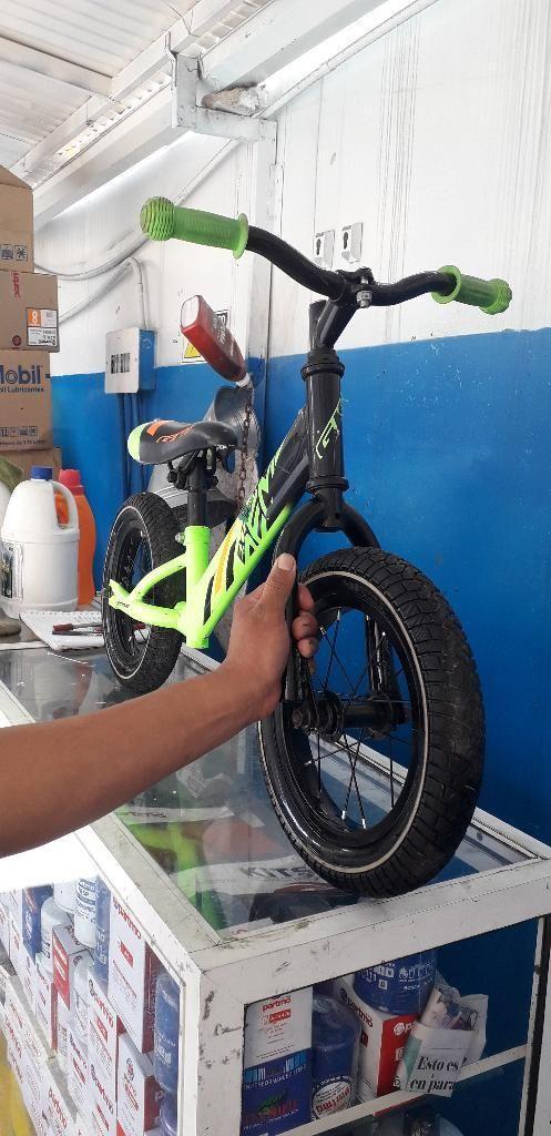 Vendo Bicicleta de Equilibrio