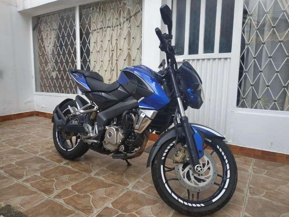Pulsar 200 NS en venta