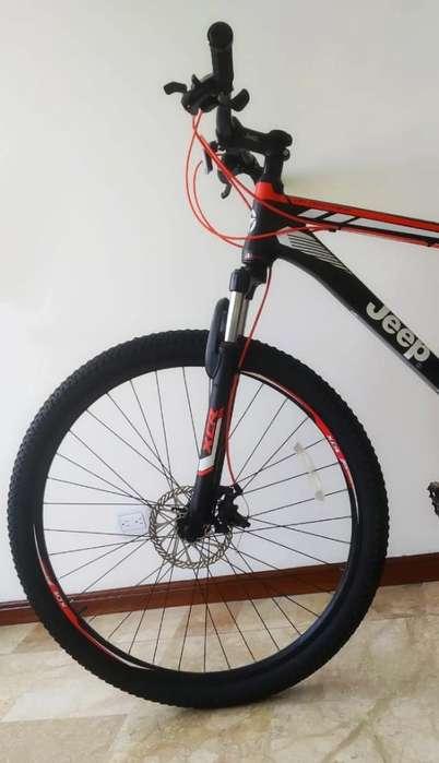 Bicicleta Jeep Baltoro 29'' Como Nueva