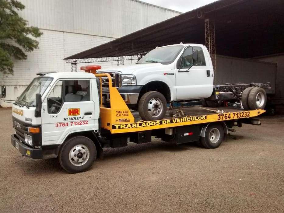Auxilio mecánico-Traslado de vehículos