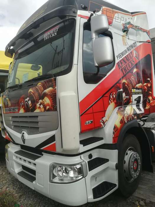 TRACTOCAMION RENAULT PUSHER 440 6X2
