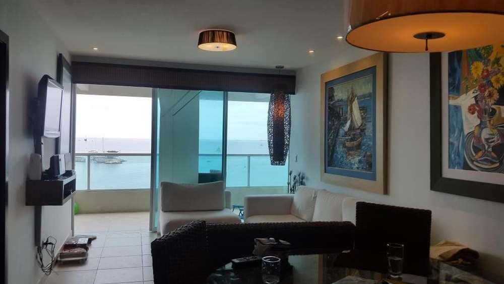 Departamento en venta en Salinas, Torre Marina, junto a Yatch Club Puerto Lucía