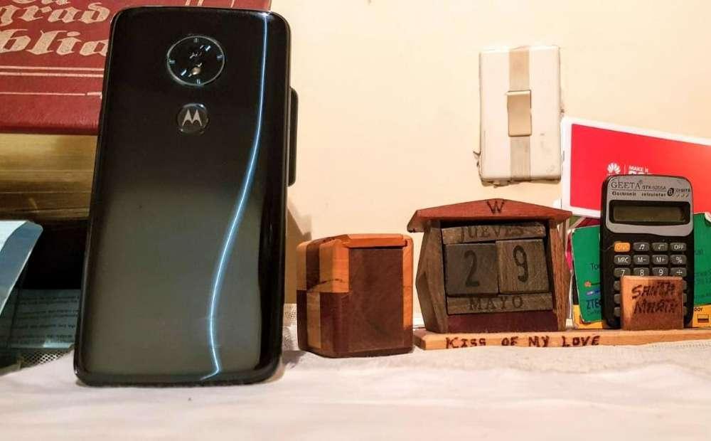 Vendo Cambio Moto G6 Play 32gb 3ram