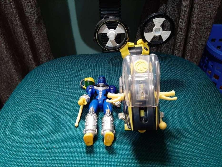 Power Ranger de Coleccion