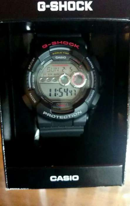 Vendo Reloj Casio G Shock Protetion
