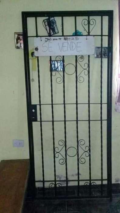Puerta de Rejas