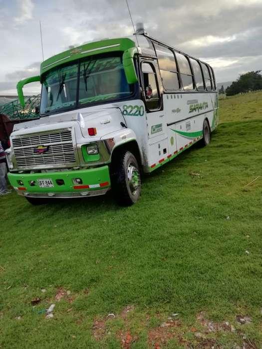 Se Vende con O sin Cupo Bus Kodiak B70.