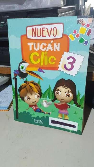 Tucán Clic 3 - Longseller Nuevo !!!