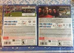 Fifa 16 Y 17 Ps4 Fisico Original