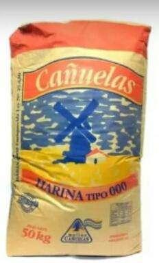 Harina Cañuelatipo 000