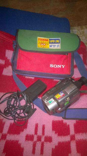 Video Camara SONY Handycam vision 220x