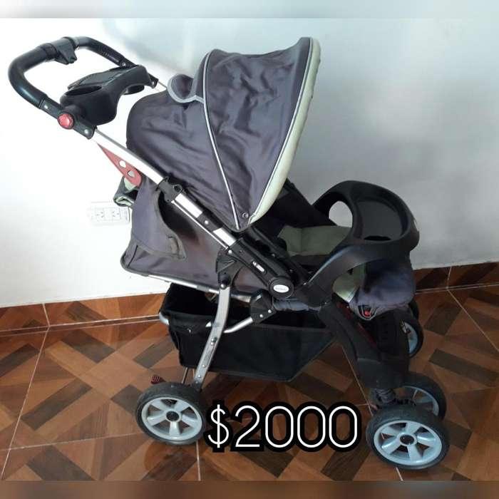 Vendo <strong>coche</strong> para bebe