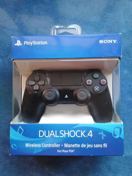 Vendo Mando Ps4 DualShock 4