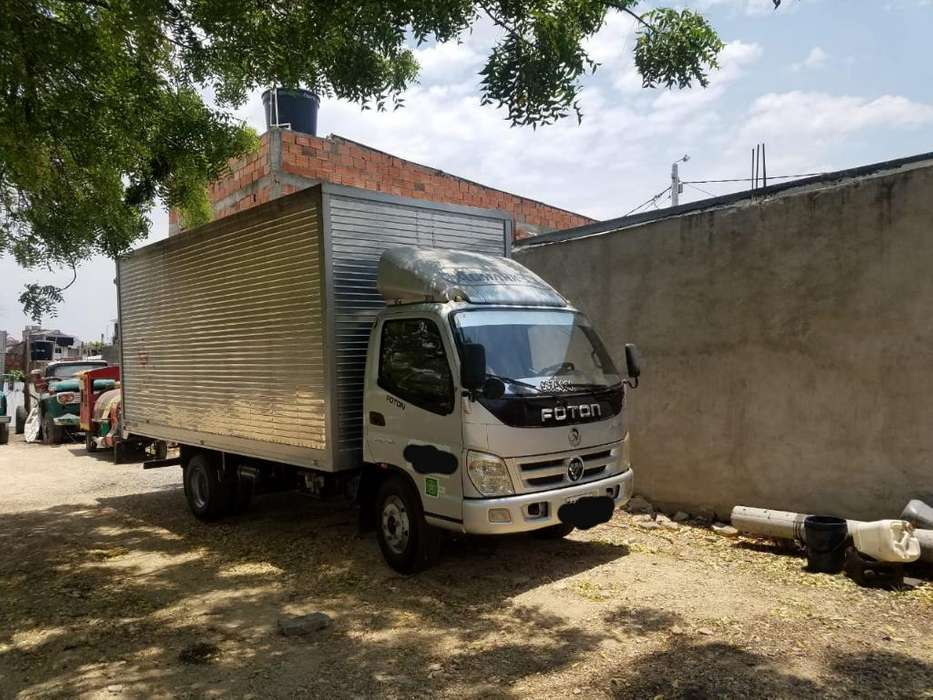 Ganga Camion Foton