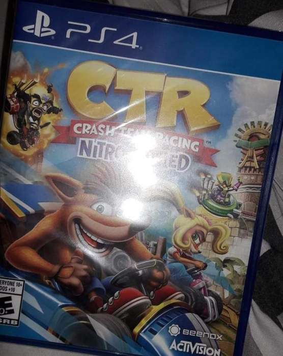 Crash Team Racing Playstation 4 Switch
