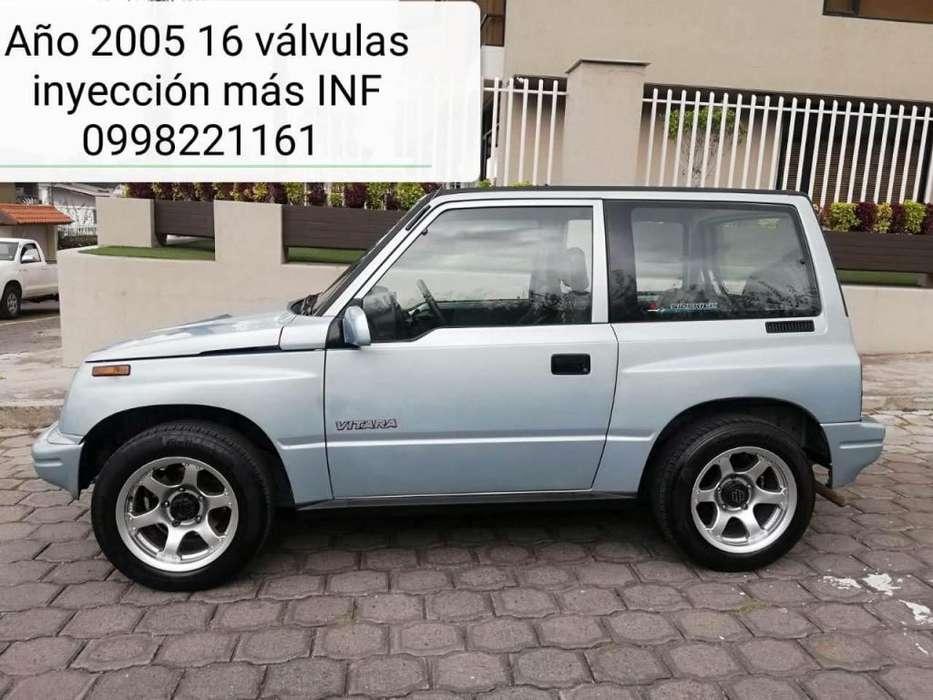 Chevrolet Vitara 2005 - 195000 km