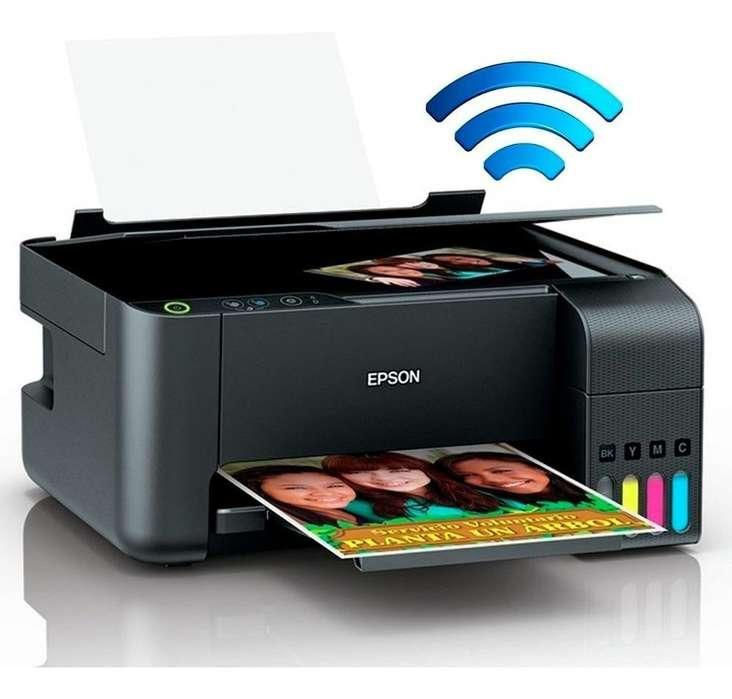 Epson L3150 Impresora Multifuncion WI FI Tinta Continua Original L4150