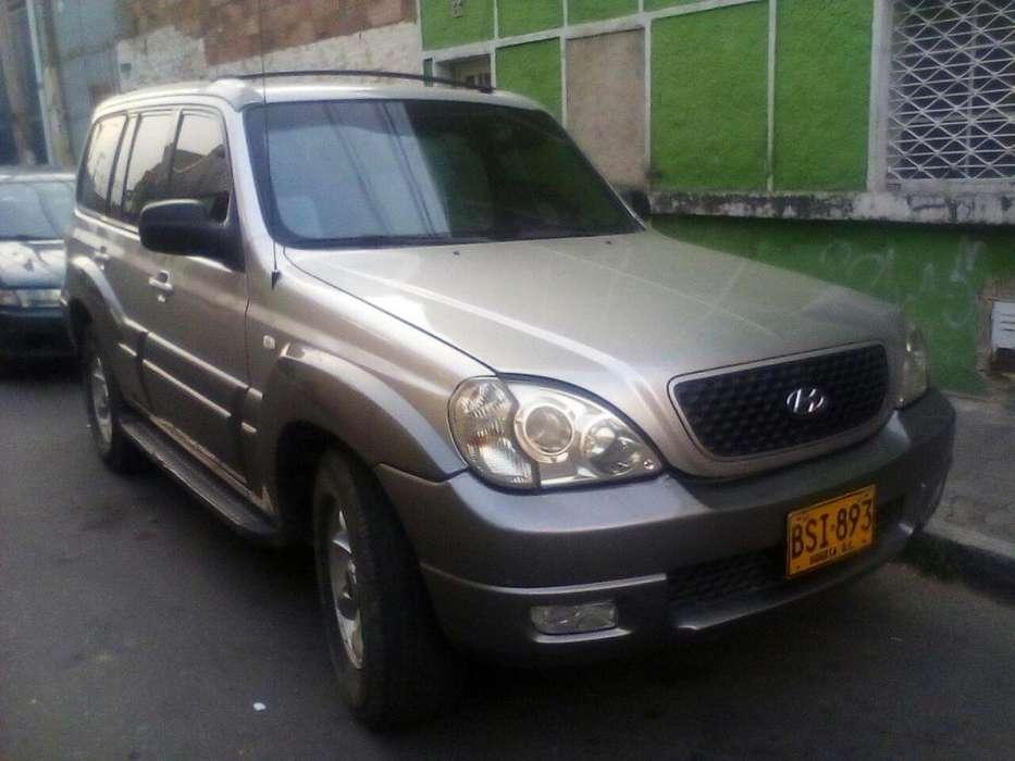 Hyundai Terracan  2005 - 135448 km