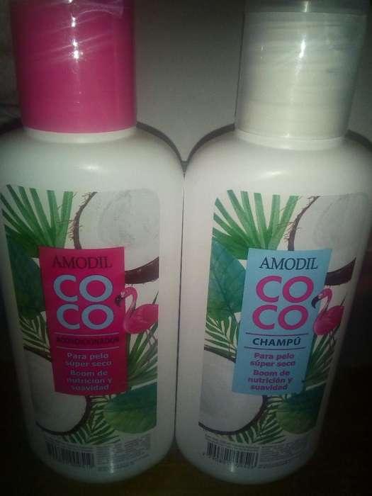 Shampoo Y Acondicionadores Hay Stock