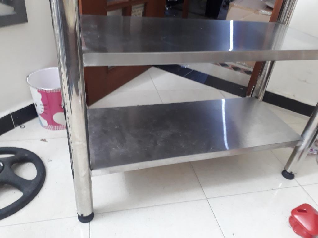 Mesa en Acero Inoxidable para Cocina - Piedecuesta