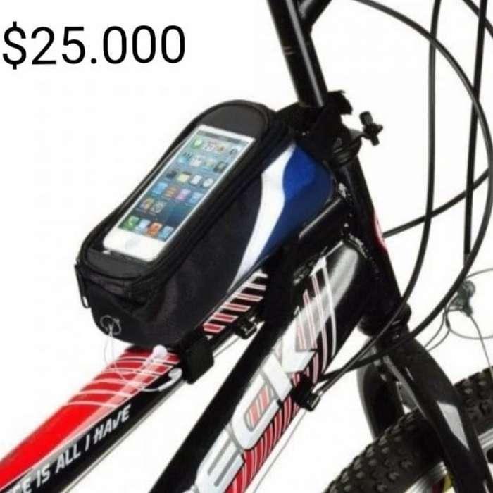 Wpp 3224987554 porta Celular para Bici