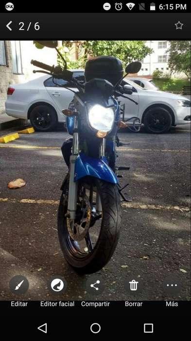vendo moto yamaha fz 160