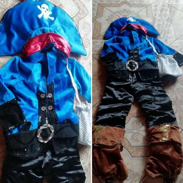 Disfraz de Pirata Jack