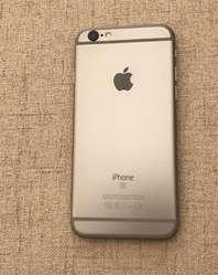 iPhone Gray 6S. estado 10/10