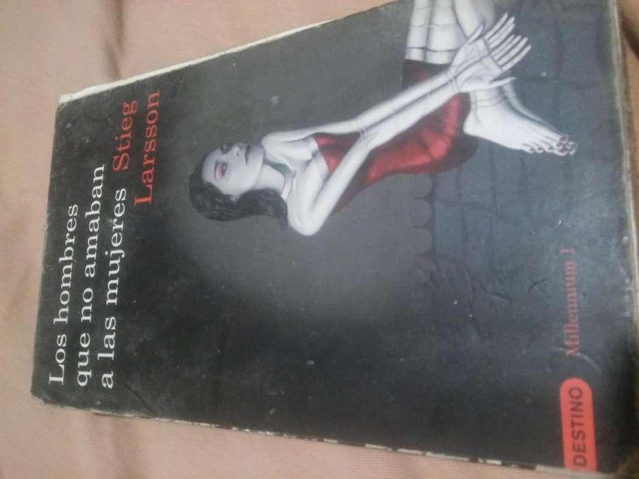 Los Hombres Que No Amaban A Las Mujeres - Stieg Larsson