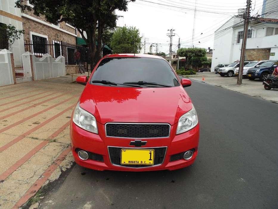 Chevrolet Aveo Emotion 2010 - 115000 km
