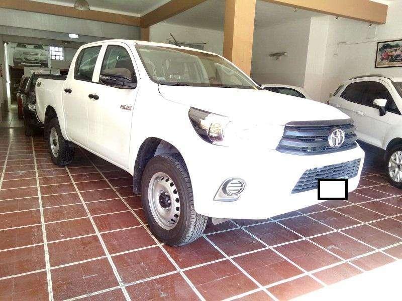 Toyota Hilux 2018 - 550 km